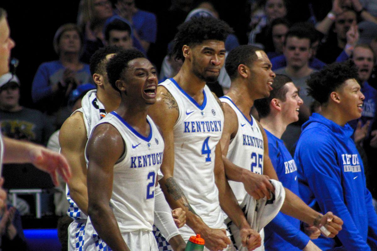 Uk Basketball: Kentucky Basketball Vs. Mississippi State Bulldogs: Game