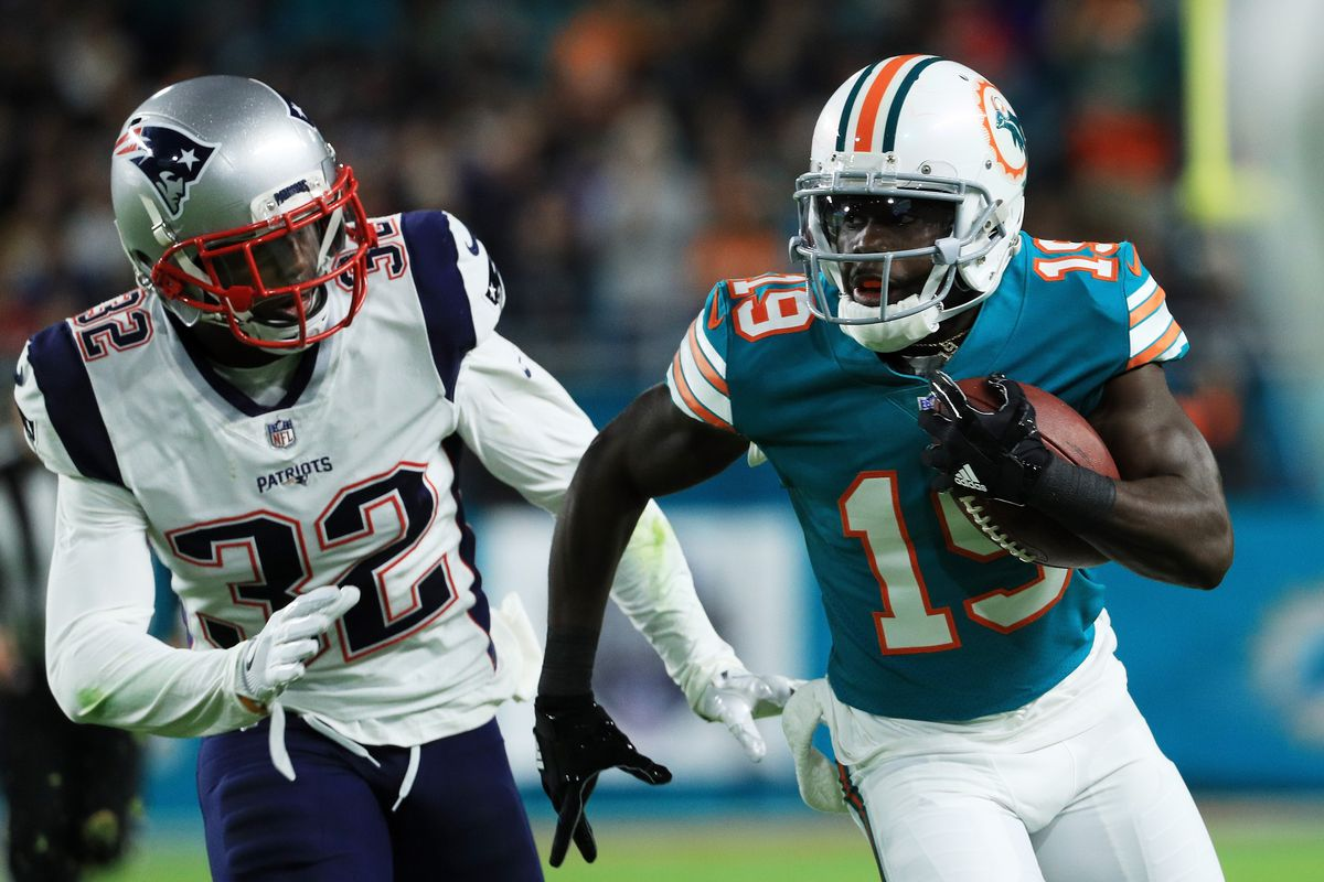 5c709e7d0 Five reasons to be excited about Jakeem Grant in 2018: A Film ...