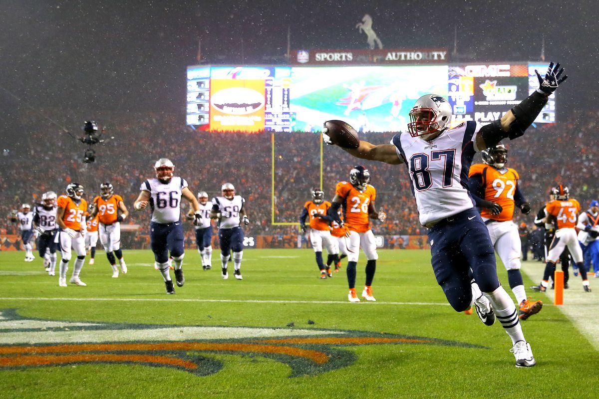 Sunday Night Football New England Patriots V Denver Broncos