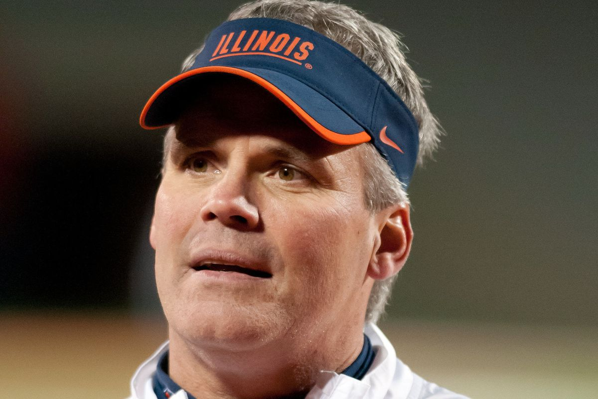 Beckman's reaction upon seeing the 2014 schedule