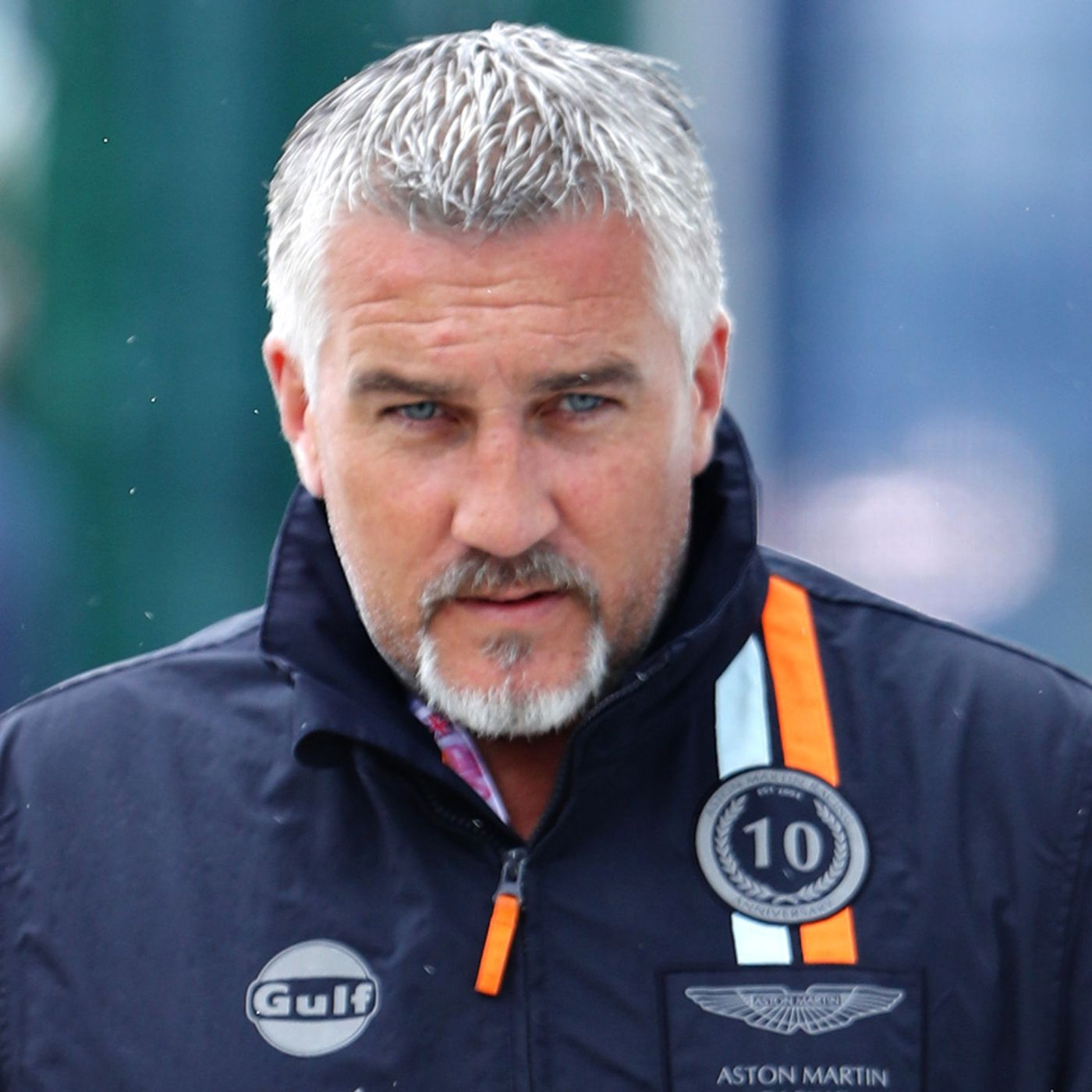 Paul Hollywood Wore a Nazi Uniform to a Costume Party in