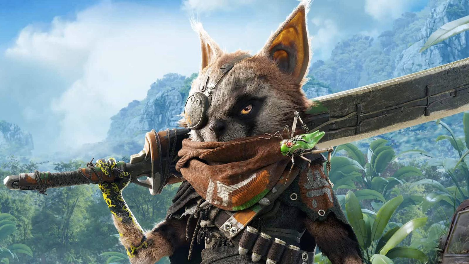 BioMutant Is A Furry Kung Fu RPG From THQ Nordic