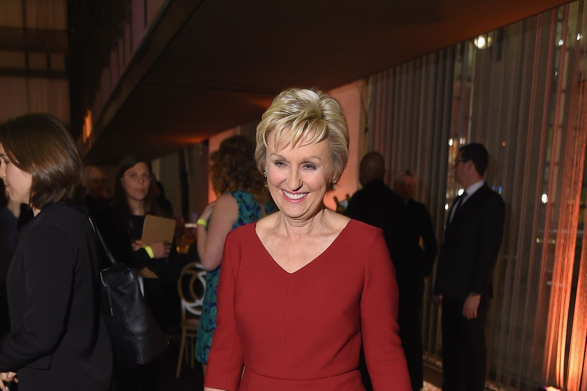 Tina Brown at the Women In The World Summit