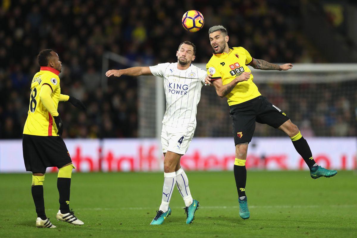 Watford v Leicester City - Premier League