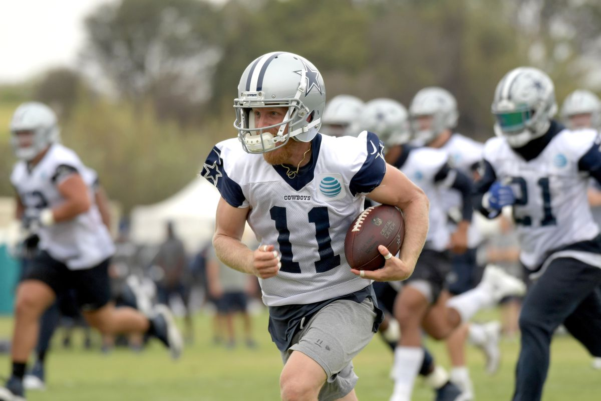 ae114d71 Cowboys News: First official depth chart of 2018 released; Cole ...