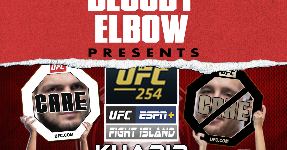UFC Fight Island 6 REVIEW & UFC 254 PREVIEW | Care/Don't Care Podcast