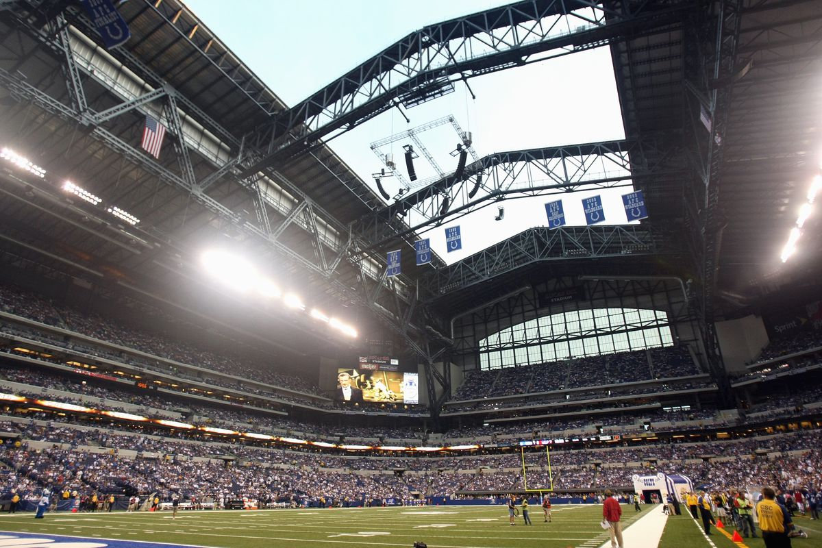 Colts Retractable Roof Proposal Passes At League Meetings