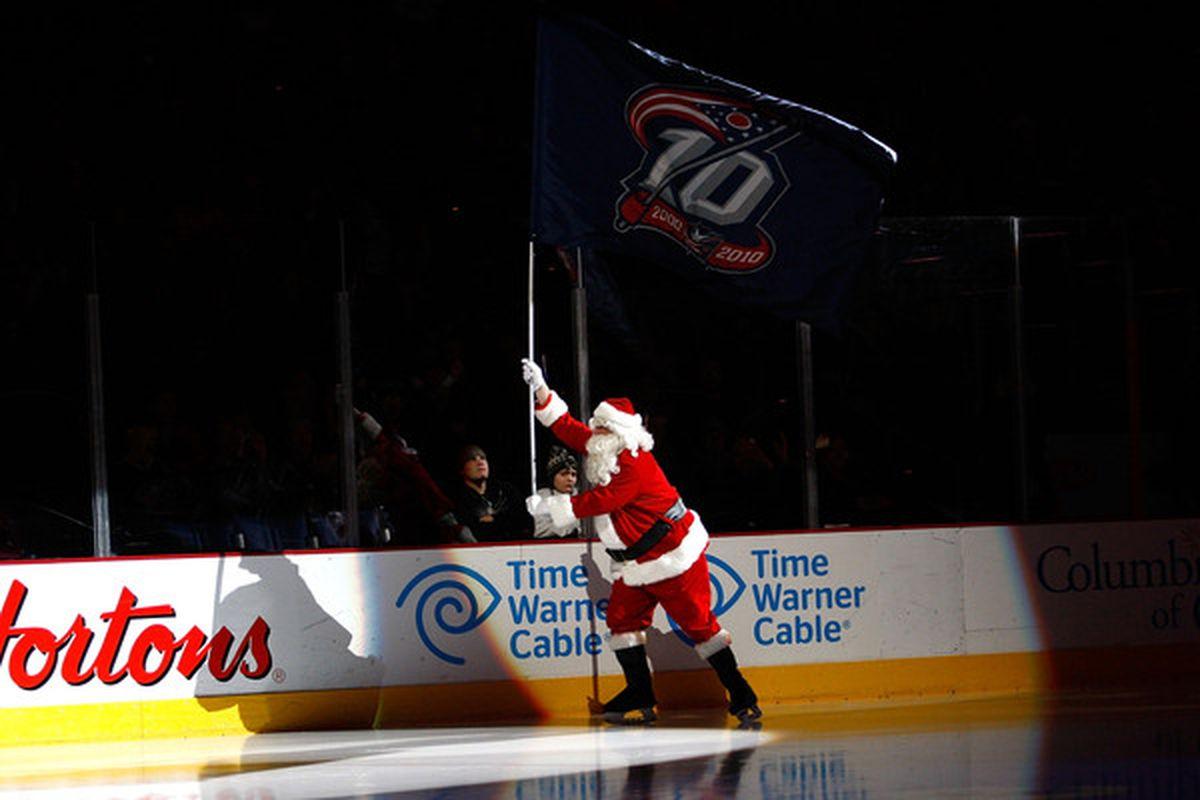 Santa is needed pretty bad in Columbus.
