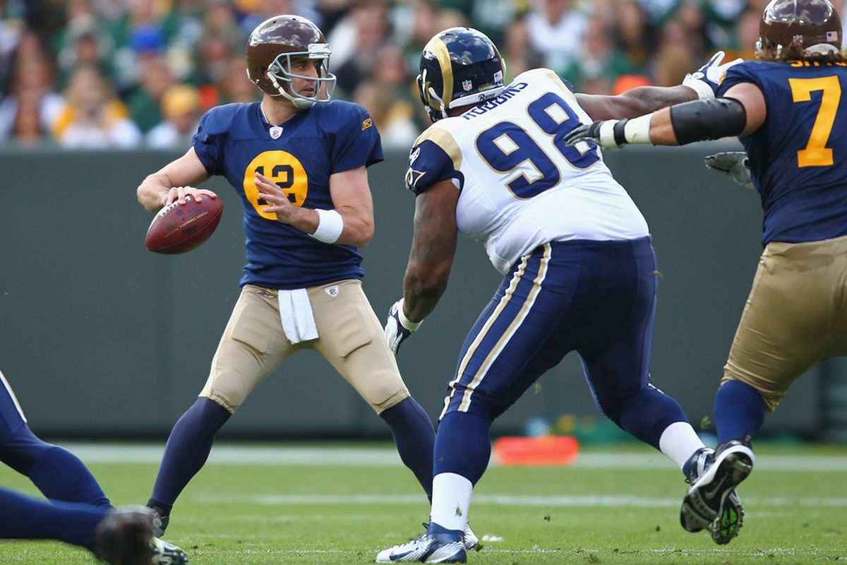 Packers Rams Series History Acme Packing Company