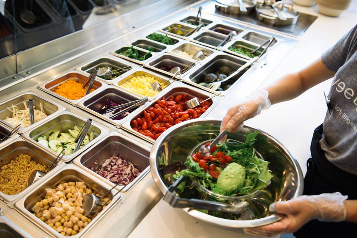 Why Expensive Salad Chains Are Booming Eater