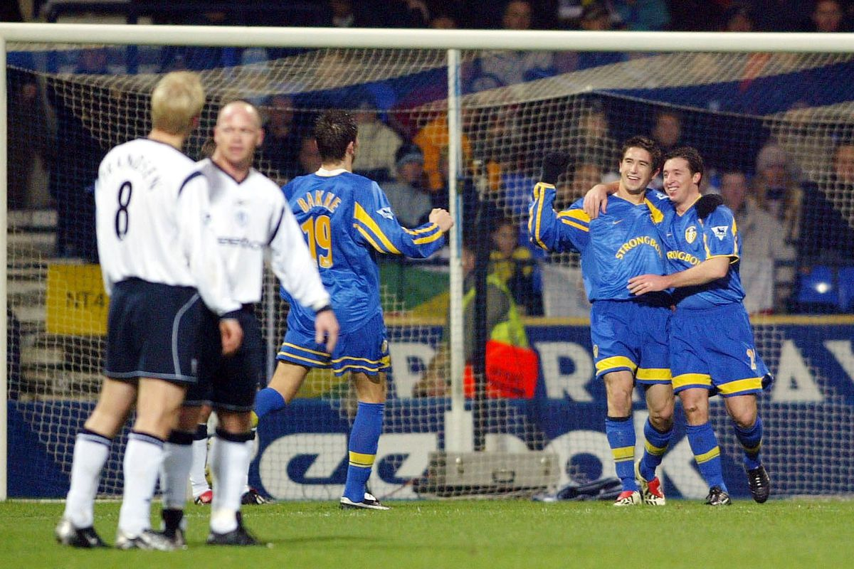 There've been some good games against Bolton (this was 3-0 in 2002), but of course, Chris brings up a bad one.