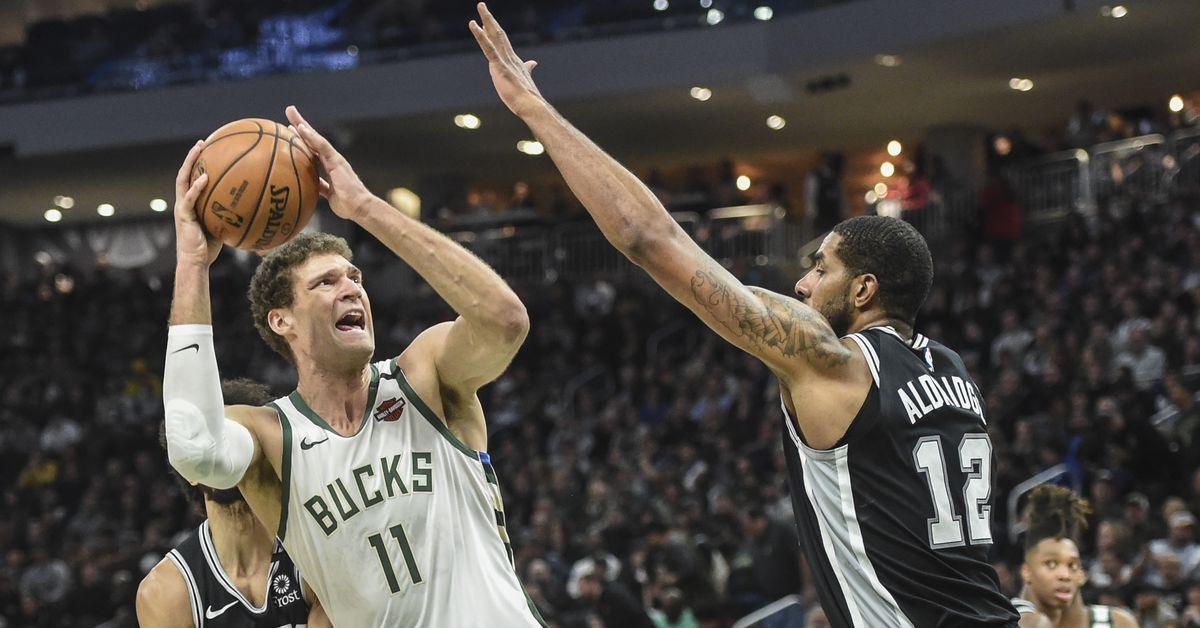 Bucks Vs Spurs Game Thread Brew Hoop