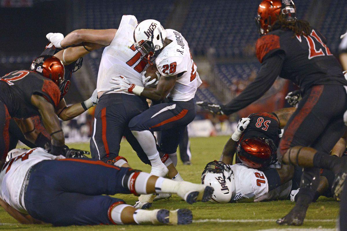 NCAA Football: South Alabama at San Diego State