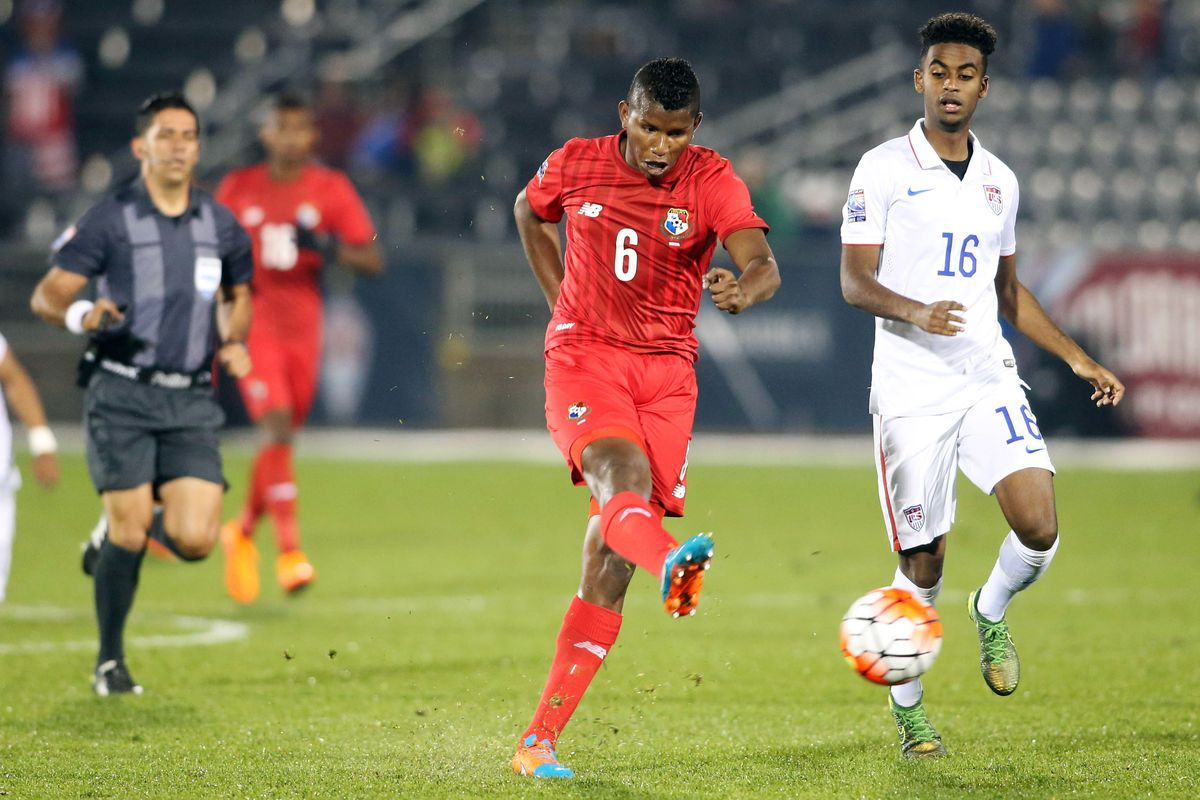 Soccer: CONCACAF Olympic Qualifying-USA at Panama