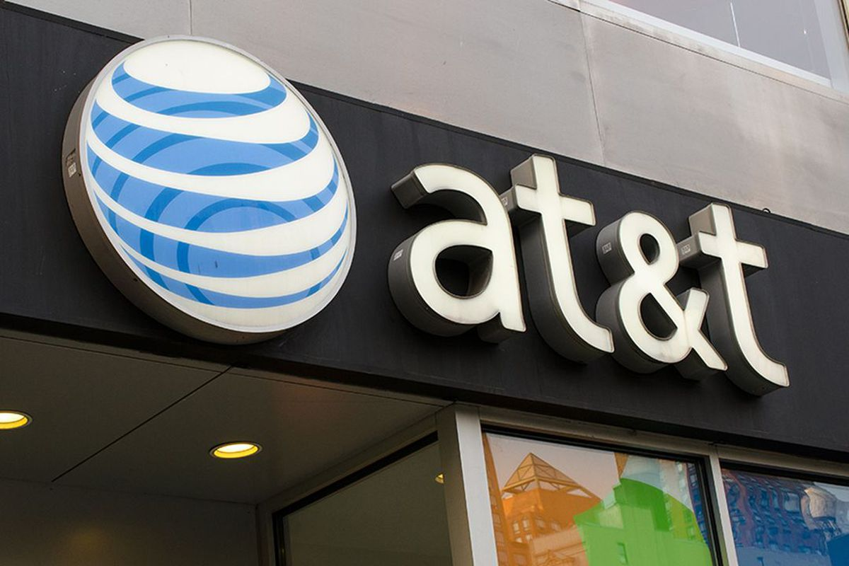 At&t stock options