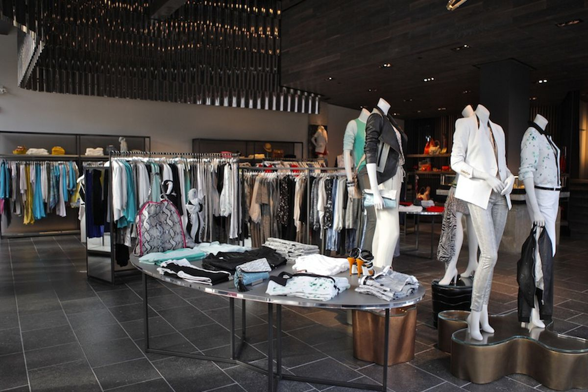 Intermix in Meatpacking