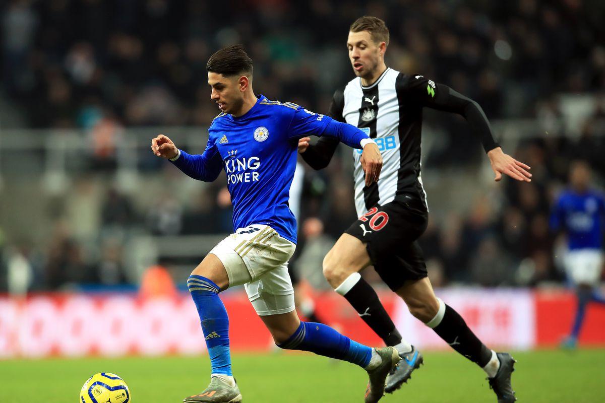 Newcastle United v Leicester City - Premier League - St Jamesâ?? Park