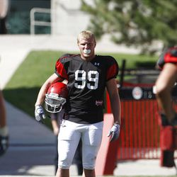Joe Kruger leads a reloaded defensive line with his skill as a pass rusher, something the unit specializes in. The depth on the line will allow the Utes to rotate and stay fresh.