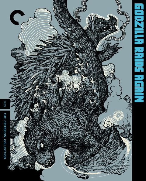 Criterion reveals collection's 1000th disc: the ultimate Godzilla