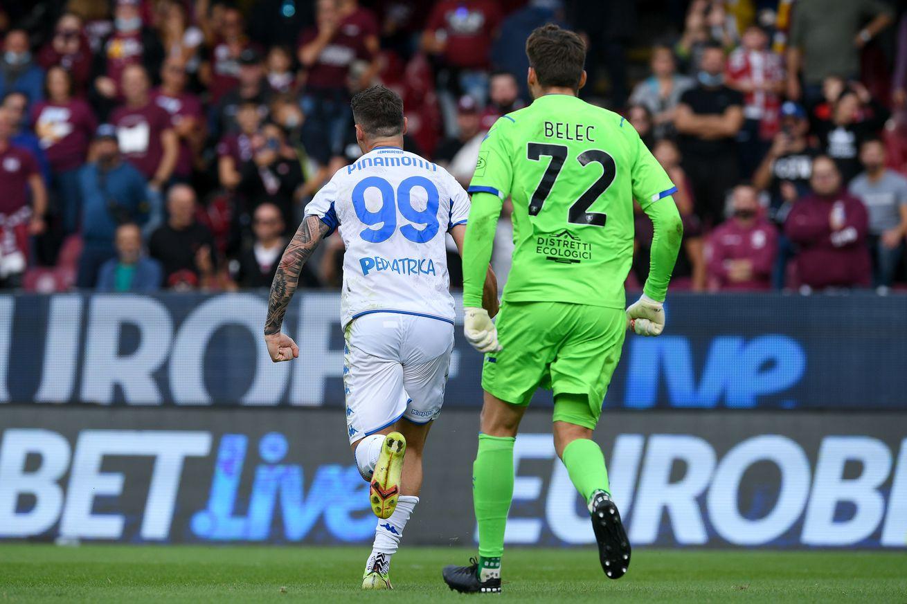 Empoli vs Inter Milan: Match Preview