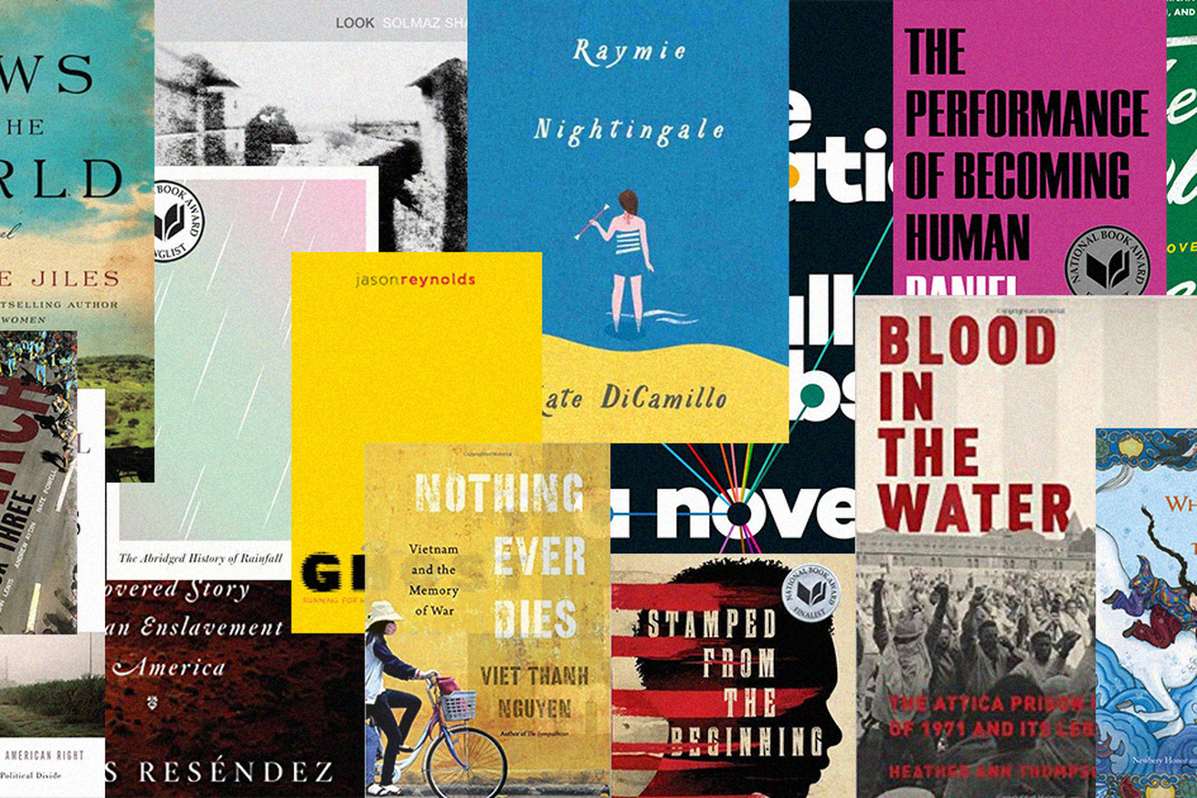 We Read All 20 National Book Award Nominees For 2016 Here's What We  Thought  Vox