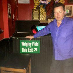 Gerry the barkeep