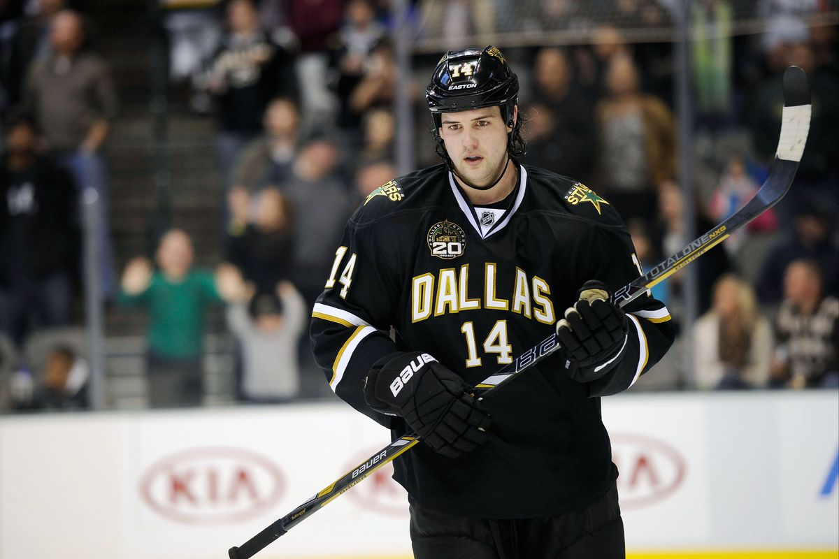 Jamie Benn will be a fixture on Dallas' left wing for years to come