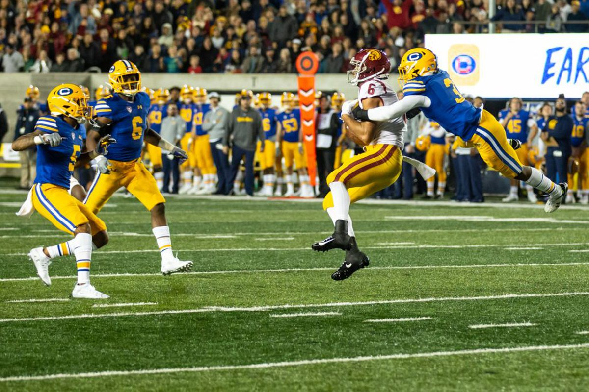 Cal Golden Bears Football Film Study: Breaking Down the Breakdowns