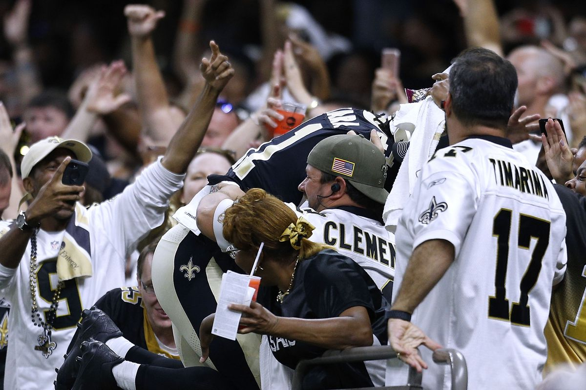 low cost 0d0af 4ba28 Browns vs. Saints 2018 TV schedule, channel, uniform ...