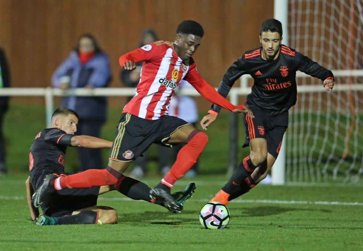 Sunderland U23 v Benfica U23: Premier League International Cup
