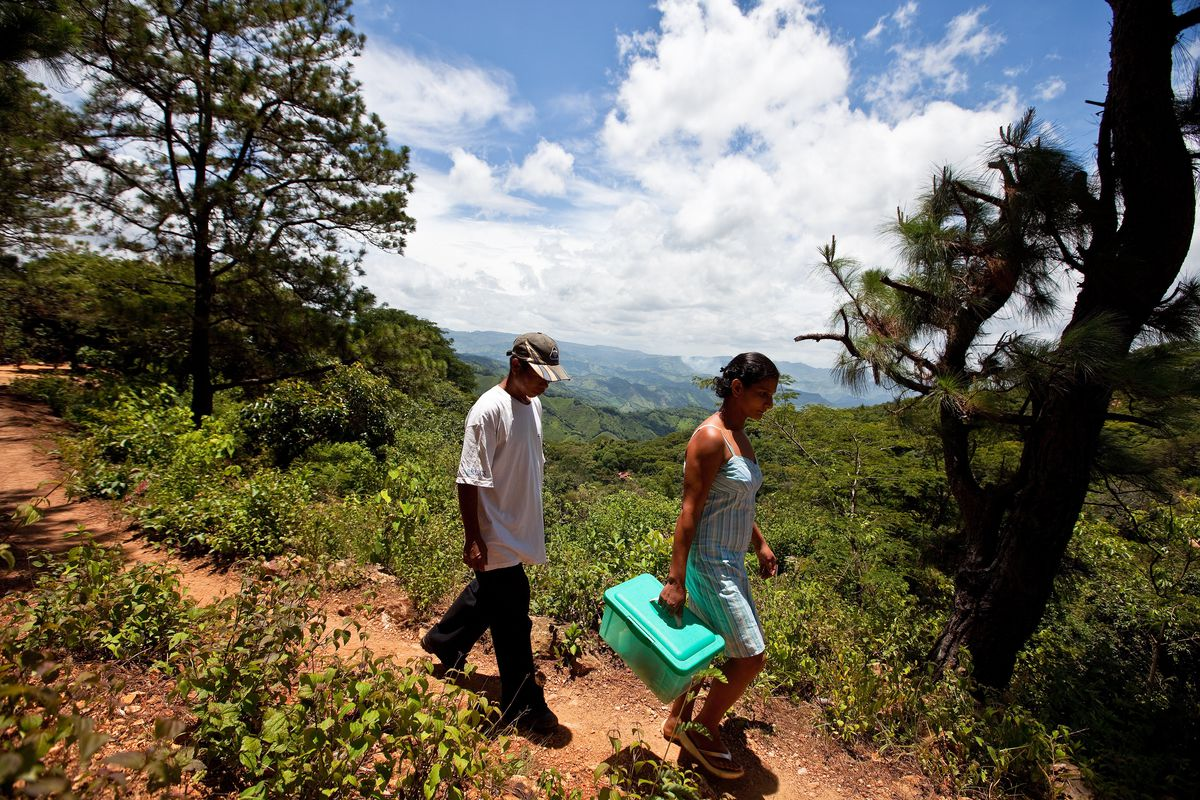 Leon Province, Nicaragua