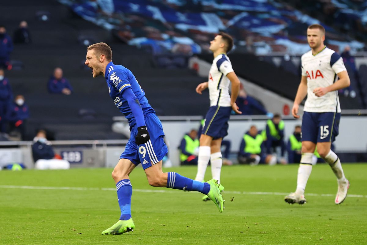 Tottenham Hotspur 0 - 2 Leicester City: Penalty, own goal spell defeat for  Spurs - Cartilage Free Captain