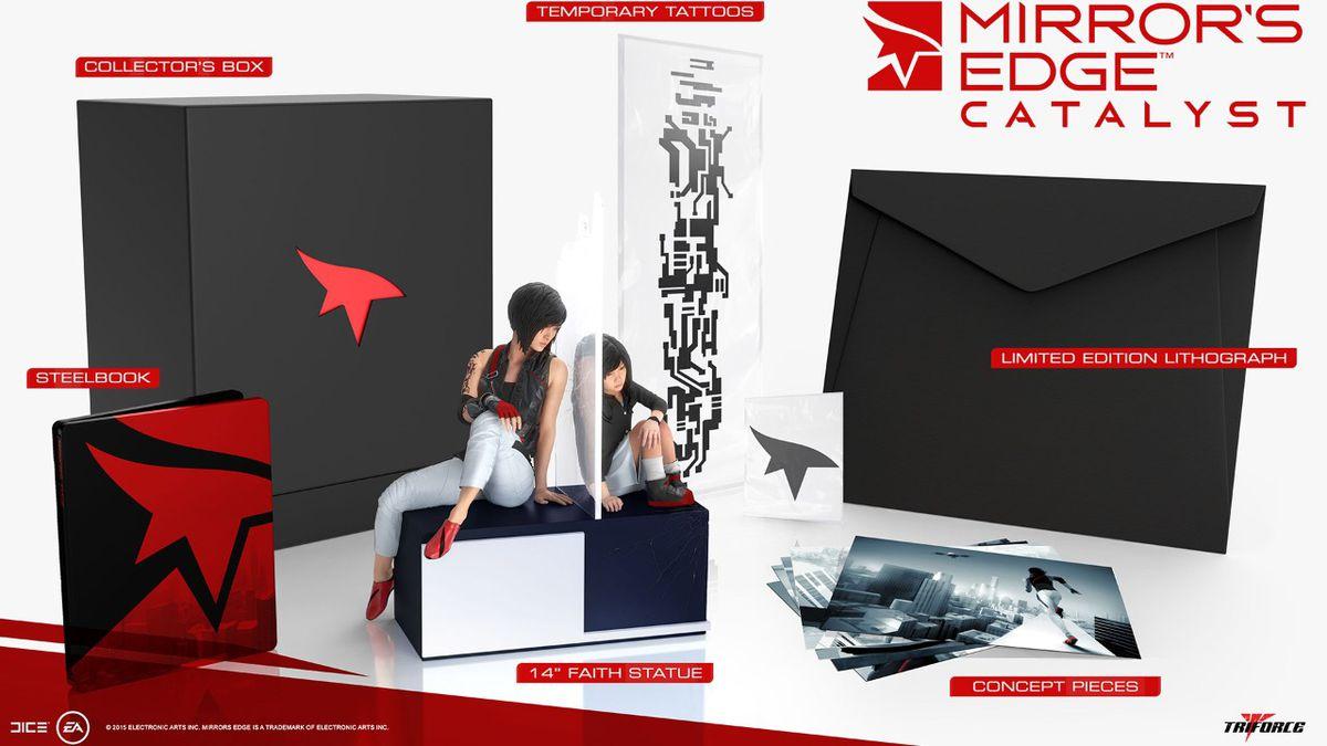 Mirror's Edge Catalyst Collector's Edition 1280