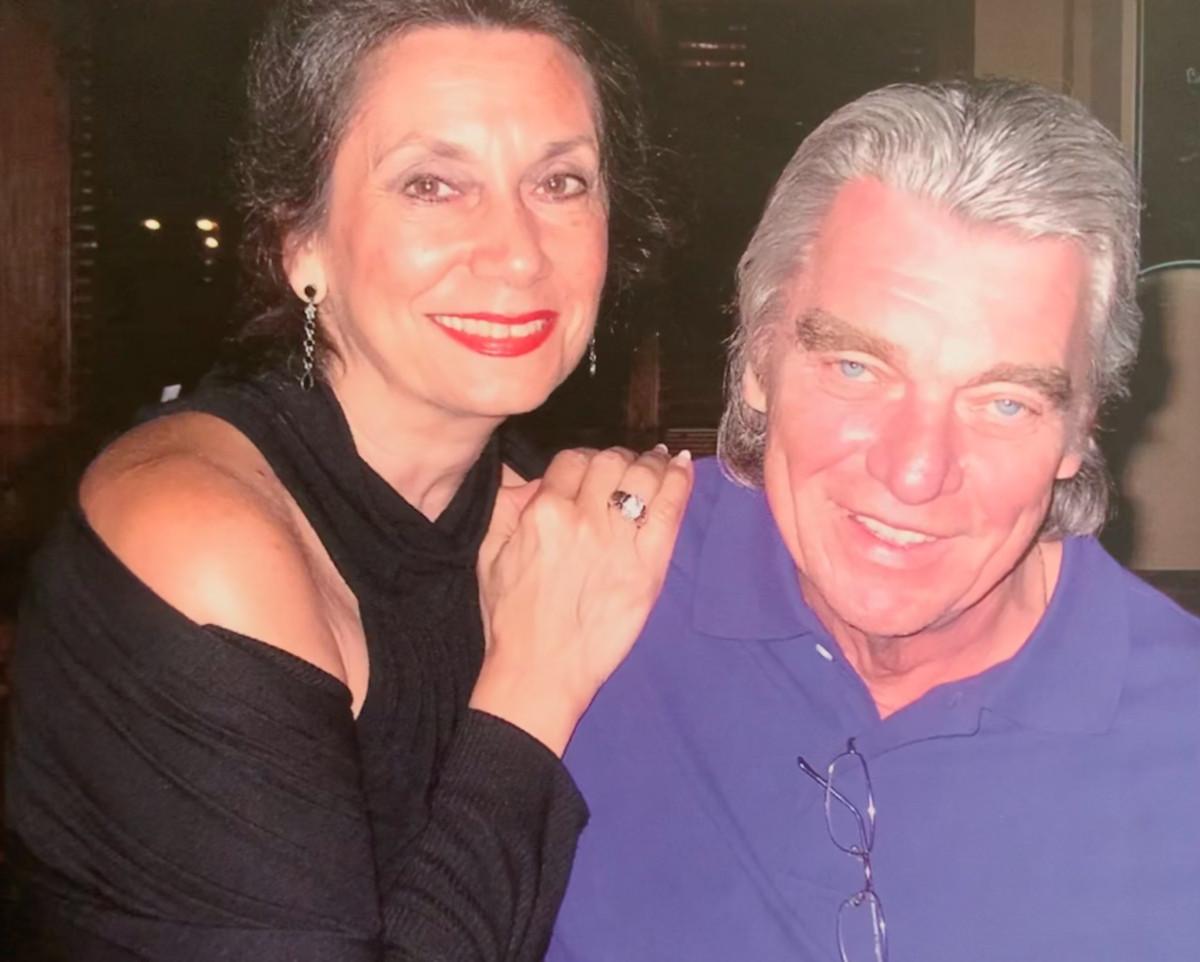 John Drake and his wife Mary Ann Fosco.
