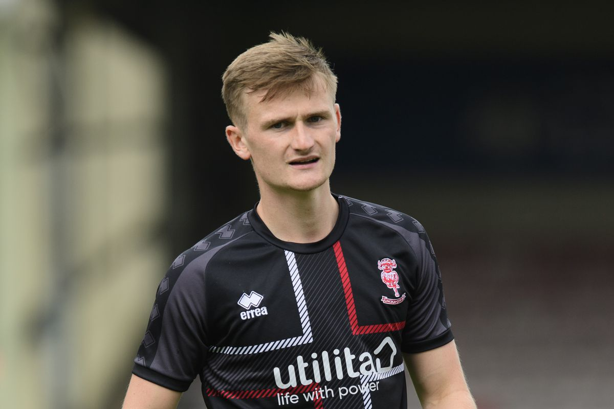 Lincoln City v Fleetwood Town - Sky Bet League One