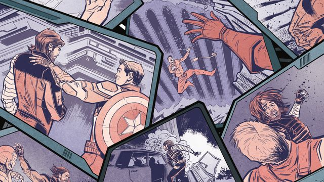 Bucky Barnes has ... some issues.