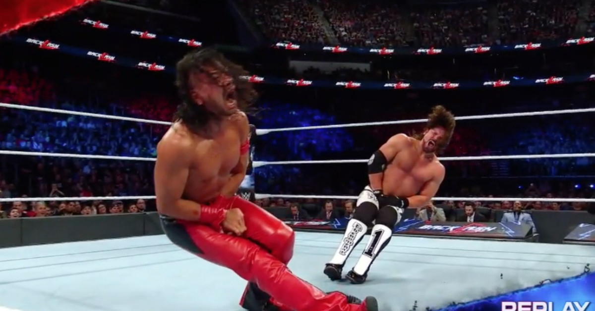 Wwe Backlash 2018 Live Results Winners And Highlights