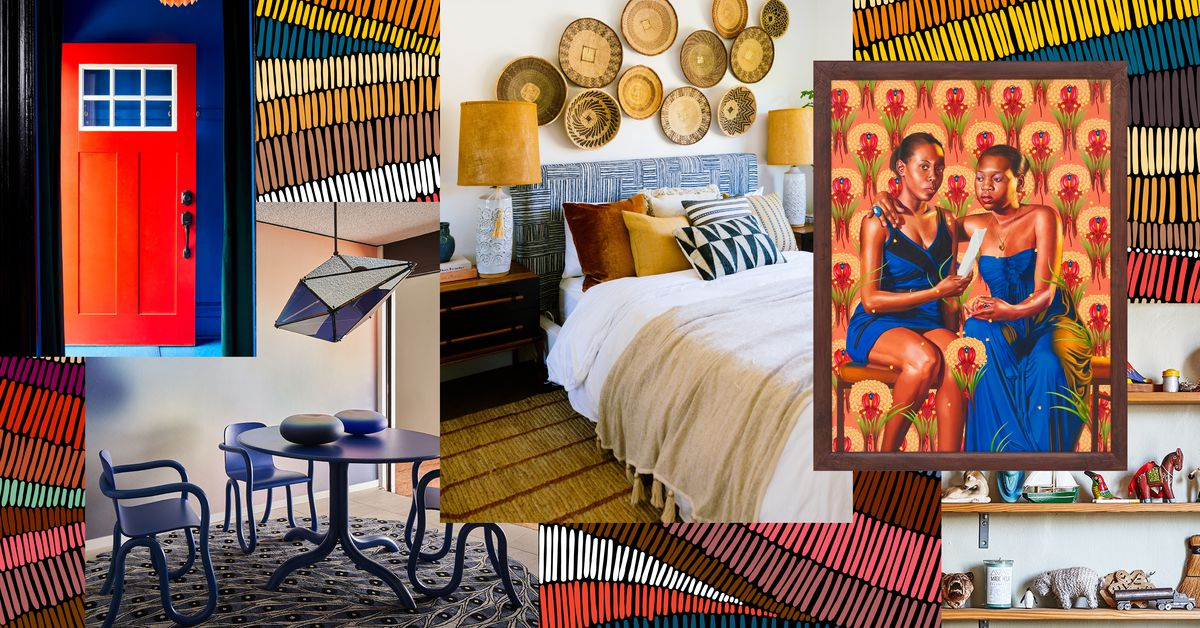 Inside the powerfully expressive world of maximalism