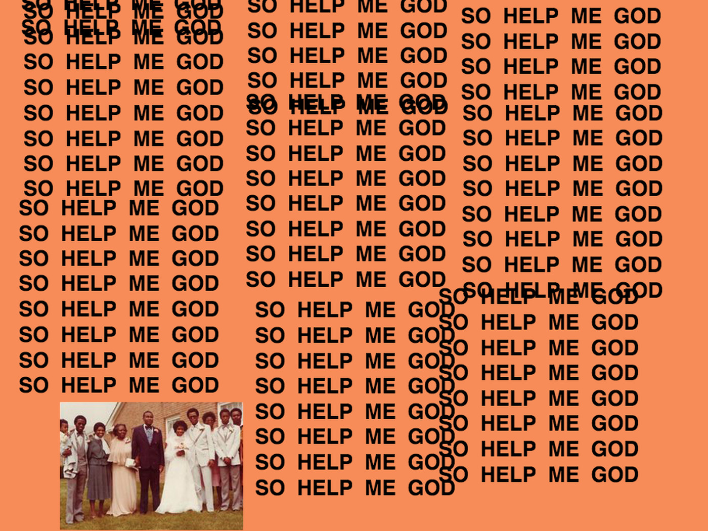 Create Your Own The Life Of Pablo Album Cover The Verge
