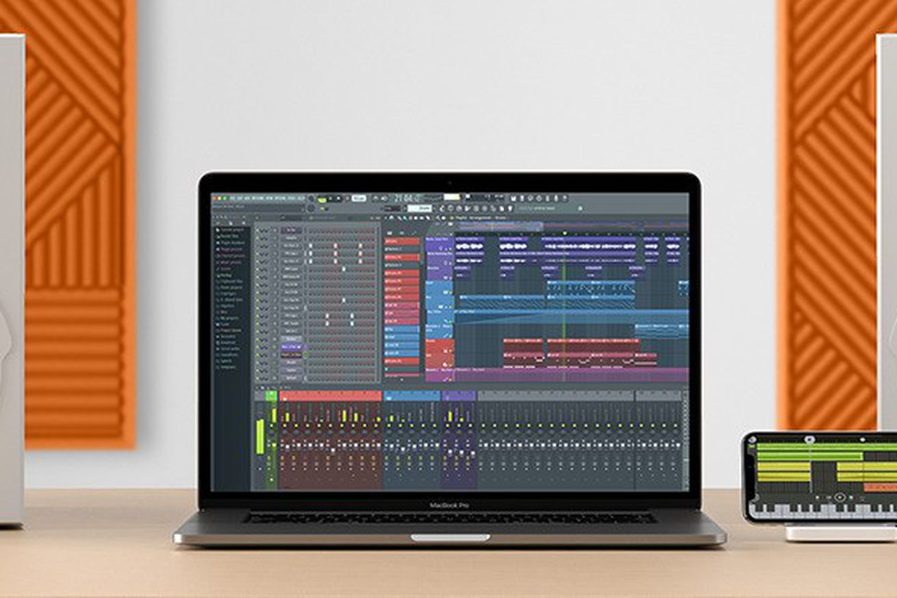 music production software fruity loops is now available for mac