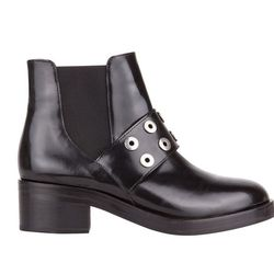 "Sandro 'Alix' boots, <a href=""http://us.sandro-paris.com/h14-alix-black-42.html?___store=sandro"">$695</a>"