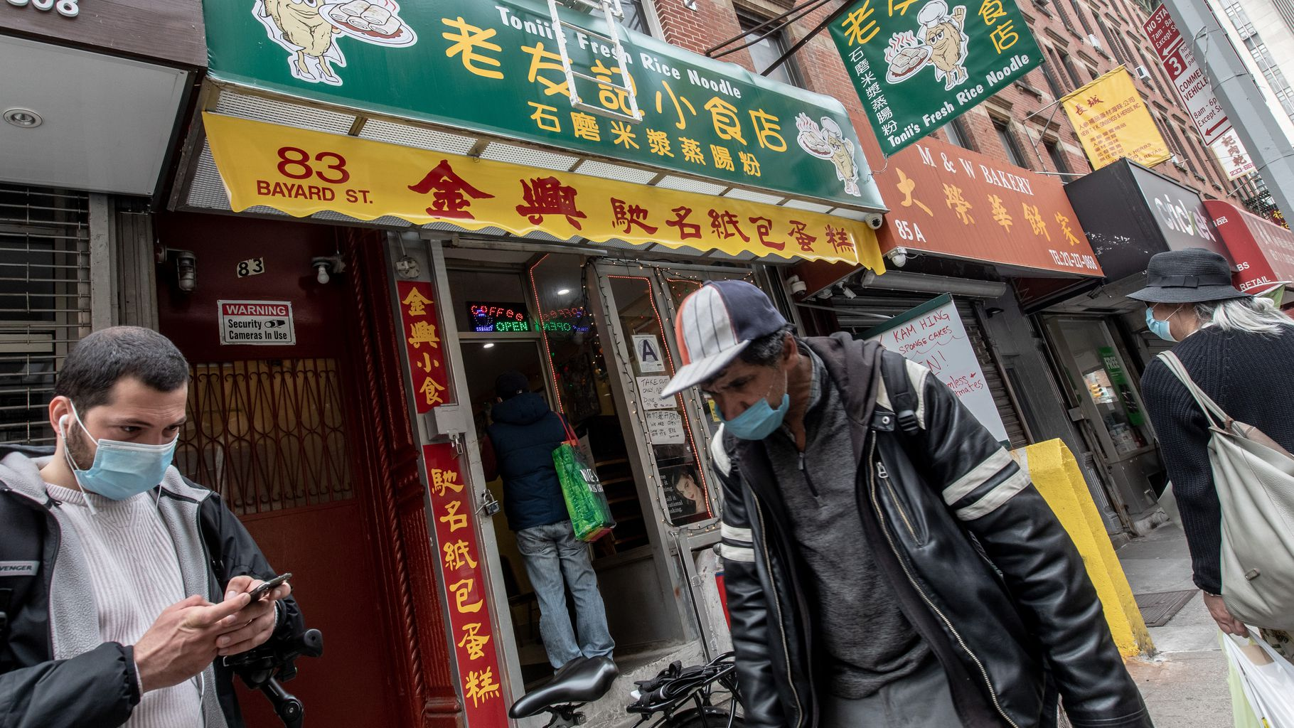 Immigrant-Owned Restaurants Face Survival Complications