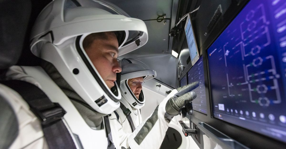 SpaceXs Crew Dragon slated to bring NASA astronauts...