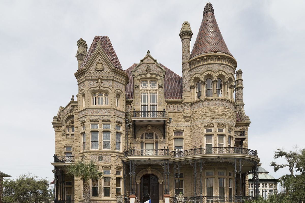 Image result for Galveston Island architecture