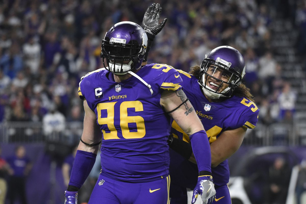 various colors 1dad4 72f62 Brian Robison details his transition to retirement in new ...