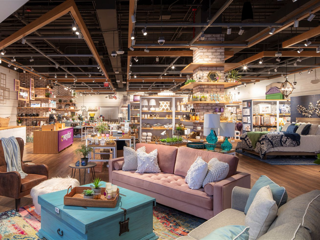 Wayfair?s first physical store opens this week