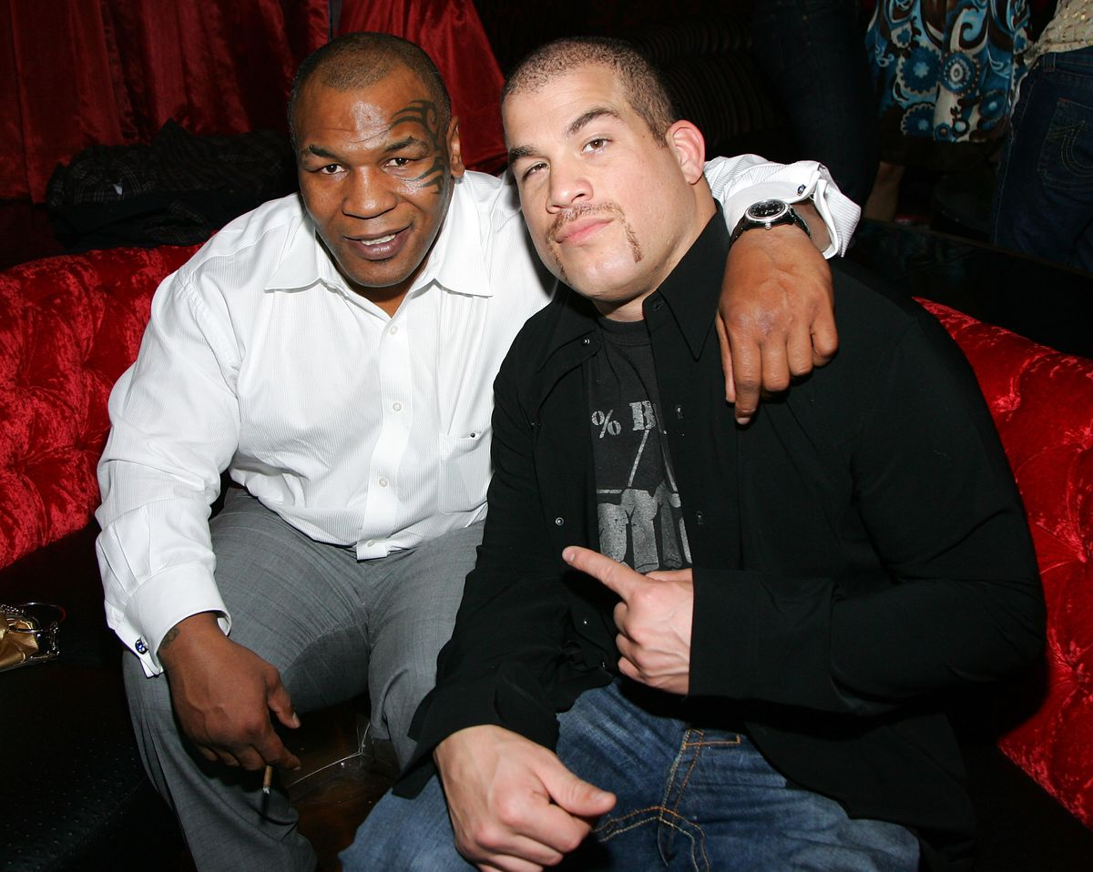 Birthday Party For Tito Ortiz Hosted By Jenna Jameson