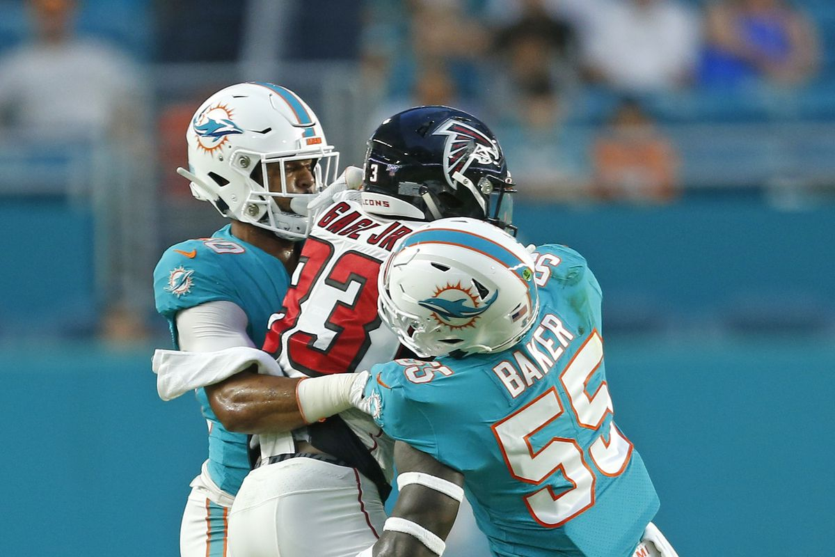 Atlanta Falcons v Miami Dolphins