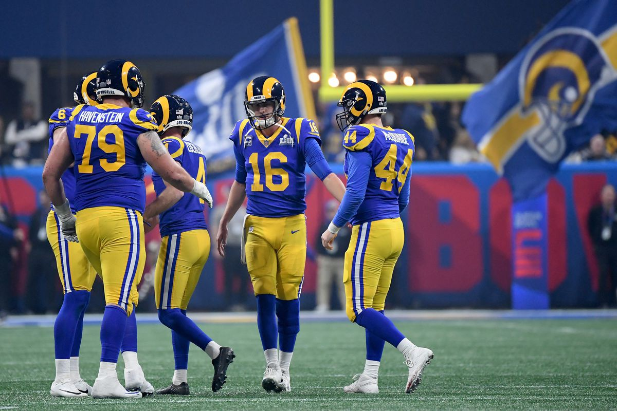 8279fef14c0 Super Bowl 2019  Rams won t let a bad game overshadow a special ...