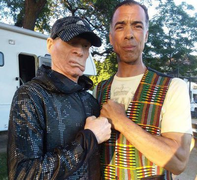 King Yellow and Rob Abouchar.<br>Provided